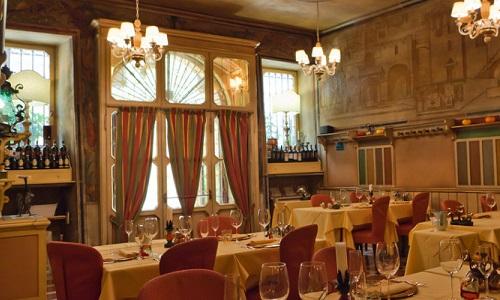 Ресторан «Dodici Apostoli»